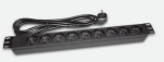 A-lan Power strip PZ09 9xDIN 49441