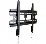 4world Wall Mount for LCD / PDP 37'' - 50'' SLIM EASY FIX max.50kg BLK