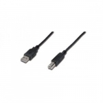 Assmann Connection Cables USB 2. 0 A/M -B/M 1,0m black