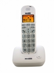 Maxcom MC6800 WHITE PHONE DECT BB