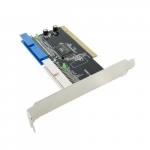4world Controller PCI IDE ATA 133 x2 ITE8212