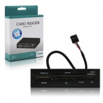 4world Card reader USB ALLinONE black