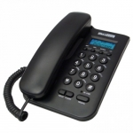 Maxcom KXT100 BLACK WIRED TELEPHONE