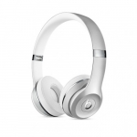Apple Beats Solo3 Wireless On- Headphones - Silver