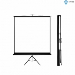 4world Tripod screen 178x178 (1:1) white mat