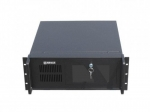 Gembird Server Case 19'' Rack 4U Black