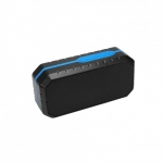 ART BT speaker with FM, SD microphone, waterproof 3W blue