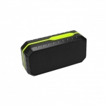ART BT speaker with microphone, FM, SD, waterproof 3W limon