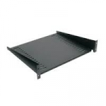 APC AR8105BLK shelf with a capacity of 23 kg