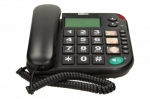 Maxcom KXT 480 BB BLACK CORDED TELEPHONE