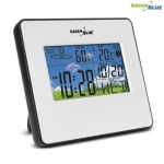 Greenblue Weather station GB148W white calendar
