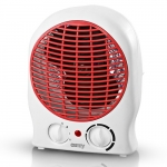 Camry Fun heater white-red CR 7706r