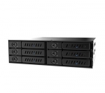 Chieftec CMR-625 Mobile Rack1x5,25'' for 6x2,5'