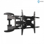 "4world WALL MOUNT TV 32-79"" 60kg tilt swivel"