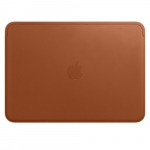 Apple Leather Sleeve for 12 MacBook - Saddle Brown