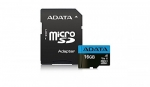 Adata microSD Premier 16GB UHS1/CL10/A1+adapter