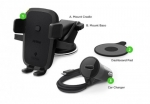 Iottie Wireless Fast Charging Mount iOttie One Touch