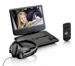 Lenco DVP-911B Portable DVD