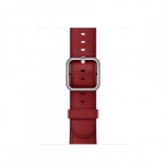 Apple 38mm Ruby (PRODUCT)RED Classic Buckle