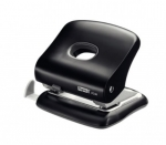 Rapid Strong Hole Punch, 30 sheets, black