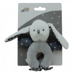 Axiom Rattle New Baby - Bunny 11 cm