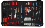 Gembird Tool Kit for network installation (31pcs)