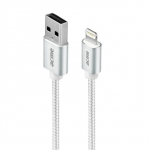 Acme europe Cable Lightning MFi - USB Type-A 1m (silver) CB2021S