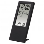 Hama Thermometer/hygrometer TH-140 black