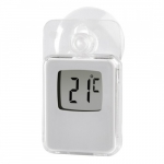 Hama Window thermometer In/Out digital white
