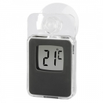 Hama Window thermometer In/Out digital grey