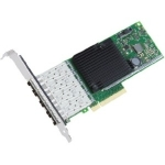 Intel Quad Ethernet Server Adapter X710DA4 4xSFP+ Bulk, X710DA4FHBLK
