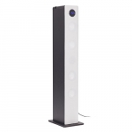 Adler AD1162 HiFi tower S silver