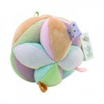 Axiom Pastel ball with rattle 11 cm