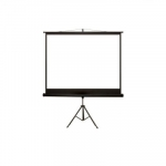 4world Projection screen on status 170X127 84 4: 3 white matte