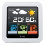 Oregon scientific Weather station Oregon RAR502SX with 3 sensors
