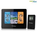Greenblue Home weather station GB526 DCF