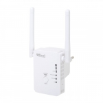 8level Repeater WRP-300A WiFi 300Mbps (802.11n, 1x WAN/LAN,1x LAN, 2x Ant