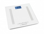Esperanza BATHROOM SCALE 8IN1 WITH BLUETOOTH B.FIT WHITE