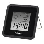 Hama Thermometer/hugrometer TH50 black