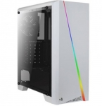Aerocool Case CYLON USB 3.0 WHITE RGB