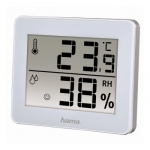 Hama Thermometer TH-130 white