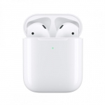 Apple Earphones AirPods with wireless charging case