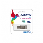 A-data FlashDrive UV131 16GB  Chromium Grey USB 3.0 Flash Drive, Retail