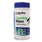 Colorway Cleaning wipes for Plastic Surface Cleaning