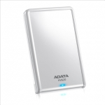 "A-data 2TB USB3.0 Portable Hard Drive HV620 (2.5""), white"