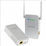 Netgear Powerline 1000 + WiFi, 1 Port 1000Mbps bundle (one PL1000 and one
