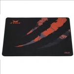 Asus Strix Glide Control Black, Red, Mouse pad, 400x300 mm