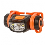 Frendo Headlight DUA 1 CREE LED + 2 White LEDs, 87 lm, 4 functions
