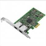 Dell Broadcom 5720 DP 1Gb Network Interface Card, Full Height - Kit PCI E