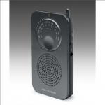 Muse Pocket radio M-01 RS Black